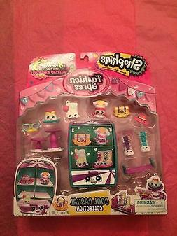 1 SHOPKINS SEASON 5 ~ 12 Pack W/ 2 CHARMS ~ IN STOCK !