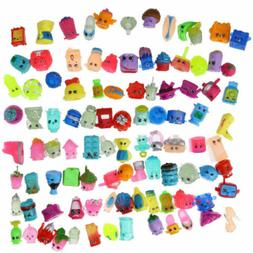 100X Random Toys for Shopkins of Season 1 2 3 4 5 6 7 8 Lot