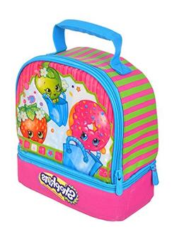 Shopkins 2 Pouch Lunch Bag