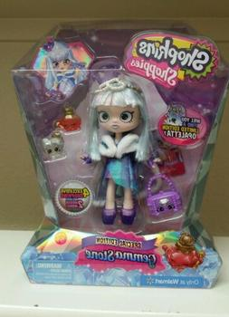 2016 LIMITED EDITION Shopkins SHOPPIES GEMMA STONE Doll Shop