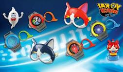 2018 Mcdonalds Happy Meal Shopkins Yo-kai Watch Pick your to