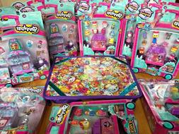 Shopkins 40 Lost Luggage 20 Mega 8 Jewels 12 Europe America