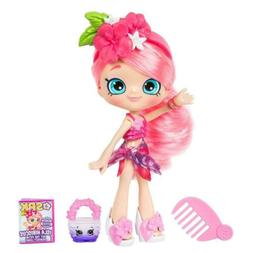 "5"" Shoppie Doll with Matching Shopkin & Accessories, Isla Hi"
