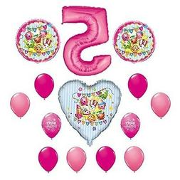 5th fifth birthday party balloons decorations supplies