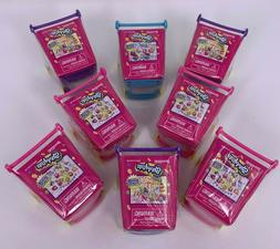 8 Shopkins Shopping Cart Puzzles 50 Piece & 1 Character Incl