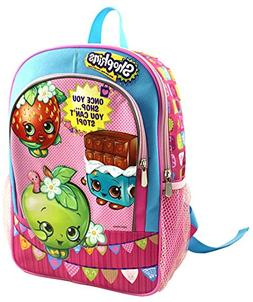 Shopkins - Once You Shop...You Can't Stop! 14 inch Backpack