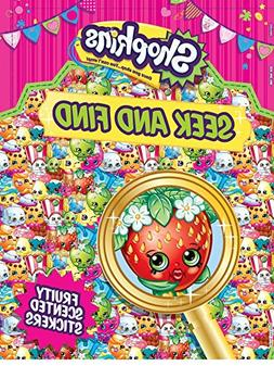 Shopkins Seek and Find