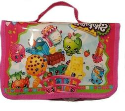 Shopkins Toy Carry Case - Figure Storage Organization 2-Fold