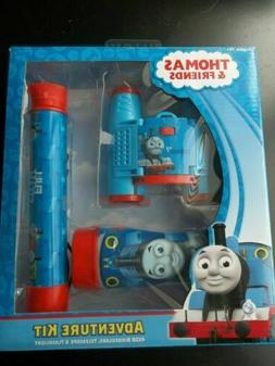 Thomas and Friends 3-Piece Adventure Kit with Binoculars, Fl
