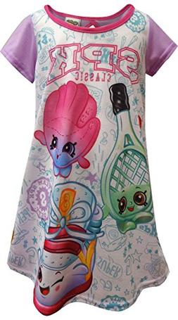 AME, Shopkins Sports SPK Classic Nightgown for Little Girls