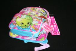 Shopkins Backpack and Lunch Box Set with Bonus Pencil Case