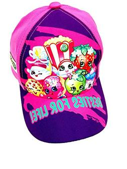 Shopkins Besties For Life Baseball Cap