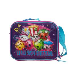 SHOPKINS Besties For Life Lunch box GIRLS INSULATED SCHOOL B