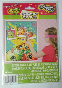 Shopkins Birthday Party Game