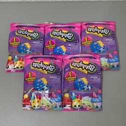 Shopkins Blind Bags Lot of 5