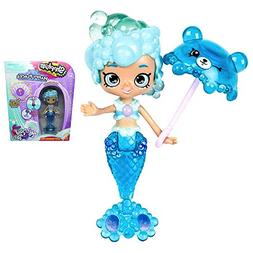 "HAPPY PLACES Bub-Lea Mermaid Tails Doll 3"" with Color Change"