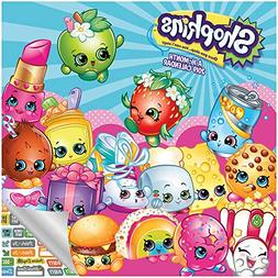 Shopkins Calendar 2019 Set - Deluxe 2019 Shopkins Wall Calen