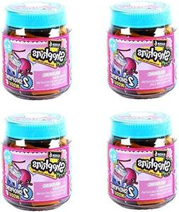 Shopkins Chef Club Season 6 Jars - Set of 4