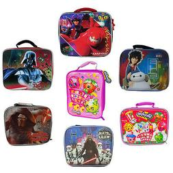 Disney Children's School Lunch Box