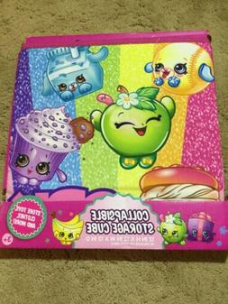 "Shopkins Collapsible Storage Cube 12""x12""x12"""