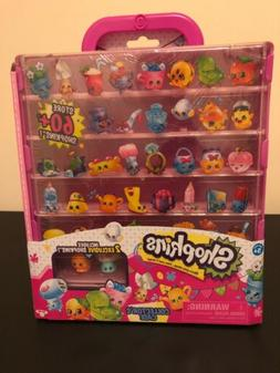 Shopkins Collector's Case Fun Kids Girls Toy Game Carrier &