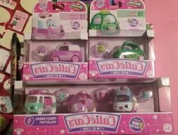Shopkins Cutie Cars Collectible Freezy Riders Toys Pretend P