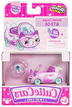 Shopkins Cutie Cars Series 2 Convertible Cutie Ballet Coupe