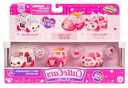 Cutie Cars Shopkins Three Pack - Pretty Performers Collectio