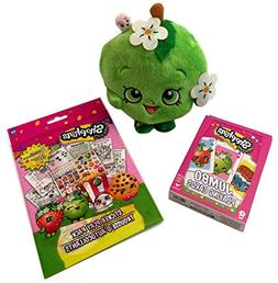 Shopkin Apple Blossom Gift Set including 6 inch Apple Blosso