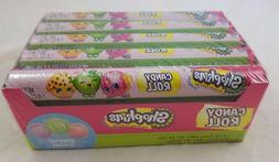 Frankford SHOPKINS Candy Rolls 15ct Moose Toys