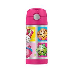 Thermos Funtainer 12 Ounce Bottle, Shopkins
