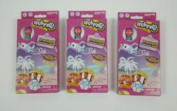 Girl Shopkins Postcard Pals Card Game NEW Includes 1 Exclusi