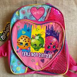 girls backpack besties for life pink