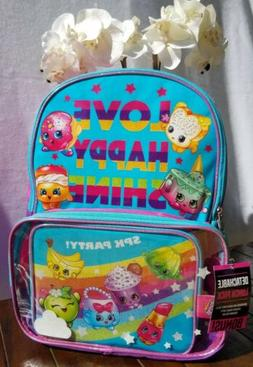girls backpack with lunch bag school