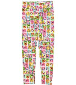 Girls SHOPKINS character leggings 4 6 8 10 NWT sublimation s