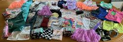 Girls HUGE Clothing Lot 50 Size 4/5 Carters Gymboree Levis S