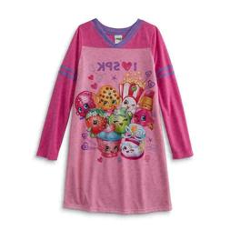 girls night gown sleep shirt pajamas sleepwear