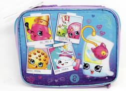 Shopkins Girls Purple Insulated Lunch Bag