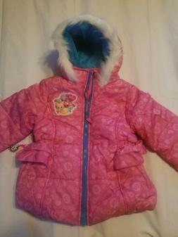 girls winter jacket size 6