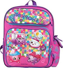 "Global Design Shopkins Toddler 12"" Backpack"