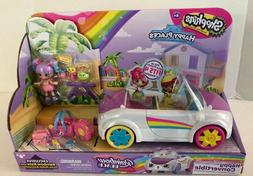 Shopkins Happy Places Convertible Rainbow Beach New in Box P