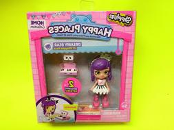 Happy Places Shopkins Doll Single Pack Melodine new in box m