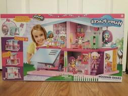 Shopkins Happy Places Grand Mansion Doll House Playset