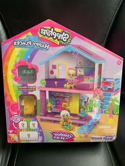 Shopkins Happy Places Happy Beach House Playset New