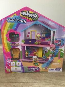 Shopkins Happy Places Happy Beach House Rainbow Beach with S