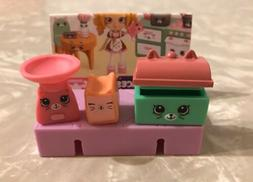 Shopkins Happy Places Home Collection Kitty Kitchen Bread Bo