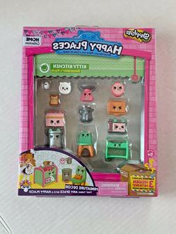 Shopkins Happy Places Home Collection KITTY KITCHEN Decorato