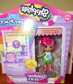 SHOPKINS HAPPY PLACES LIL' SHOPPIE ISLA HIBISCUS DOLL RAINBO