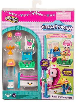 Happy Places Shopkins Pretty Pony Show Jumping Decorator's P