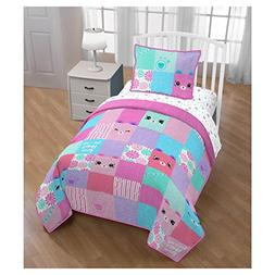 Shopkins Happy Places Quilt & Sham